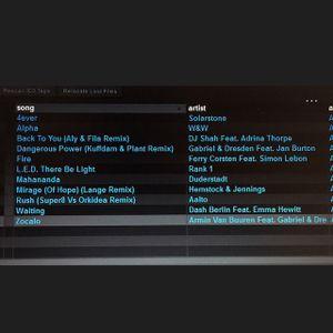Trance Mix 21-10-2017 ASOT classics