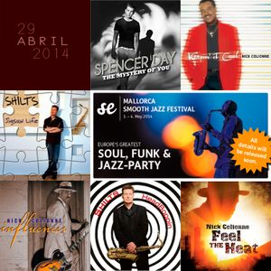 Podcast programa 29.04.2014 - Mallorca Smooth Jazz Festival