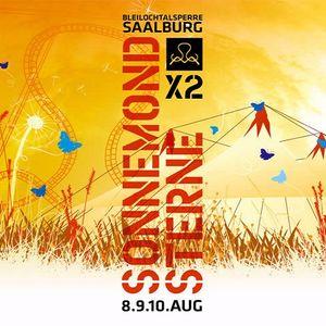 Cannibal Cooking Club (Live PA) @ SonneMondSterne X2 - Bleilochtalsperre Saalburg - 09.08.2008