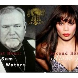 Special Guests Sam Waters and Alana Joy