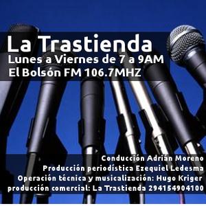 La Trastienda - PRG #4 - 16-01-2014