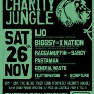Charity jungle after eight minty freshness
