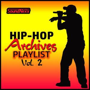 Hip-Hop Archives Playlist V2 - Da Boom-Bap Vibe by DJ