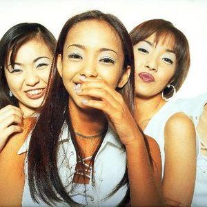 Japanese facial mix sauna girls