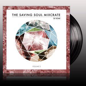 Dj Soak-the saving soul mixcrate vol.2