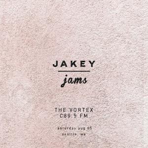 JAKEY :: Radio Mix :: The Vortex :: C89.5 FM - Seattle, WA - Aug 2017 - PT 1