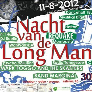 Nacht van de Long Man Mixtape