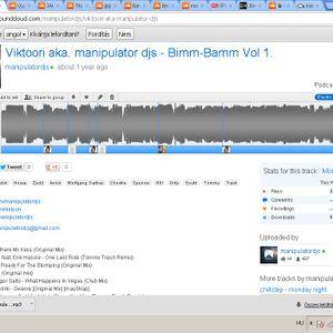 viktoori aka. manipulator djs - Bimm-Bamm Vol 1.