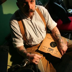 Rotation (Oct 09) - Ft Andrew Weatherall interview