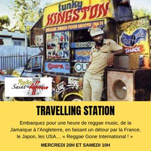 Travelling Station - Digital Style de Noël