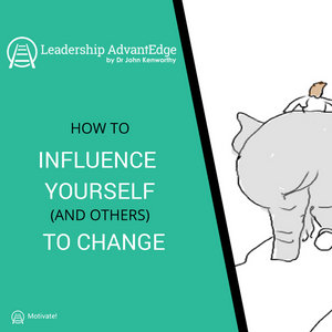 LA 042: The Elephant and the Rider - How to Influence Change