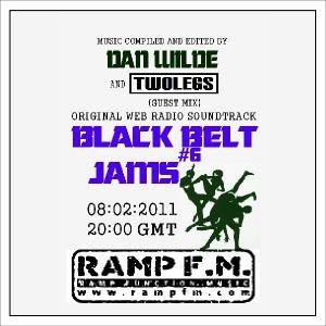 Black Belt Jams #6 - inc. DJ Twolegs guest mix