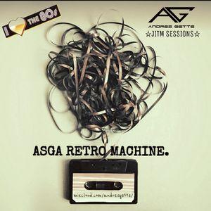 Andres Gette - JITM Sessions (ASGA Retro Machine 2017).