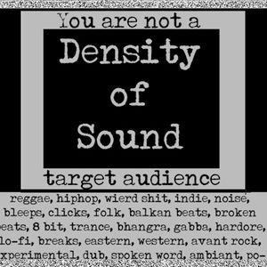 Density of Sound 37