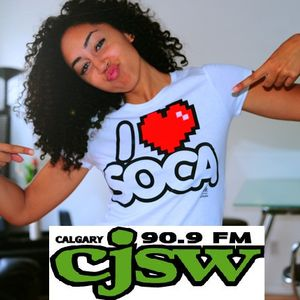 Soca mix - CJSW 90.9 - Drew Atlas - July 13,2011