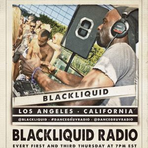Blackliquid Radio Show on Dance Gruv Radio - Ep6