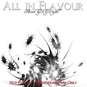 """Rydel presents """"All in Flavour"""" (2009)"""