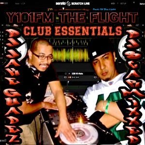 Y101FM The Flight Club Essentials - Jake Guadez vs DJ Scarmixxed