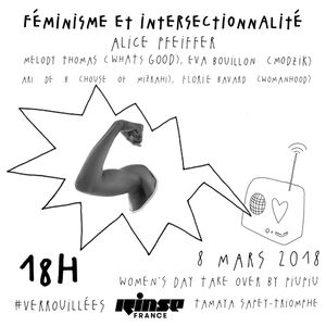 Women's Day Take Over : Féminisme & Intersectionnalité - 08 Mars 2018
