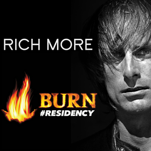 Burn Residency / Italy / RICH MORE