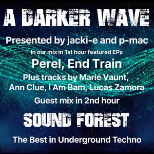 #231 A Darker Wave 20-07-2019 guest 2nd hr Sound Forest, our mix 1st hr ft EPs Perel, End Train