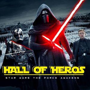 "Hall Of Heros ""Star Wars"""