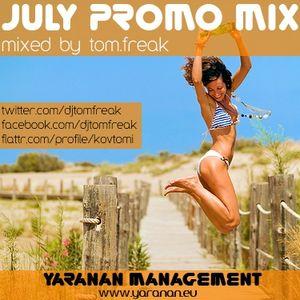 July Promo Mix