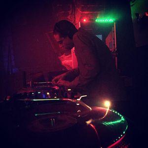 DJ Christopher @Crossing Borderlines 18/12/2016