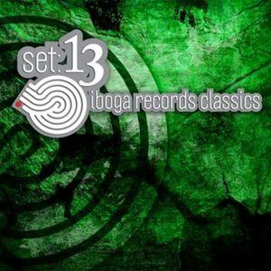 set 13-iboga records classics-mixed by malina psy-19,08