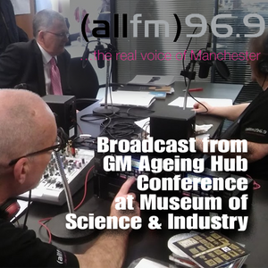 GM Ageing Hub Conference Pt 15 14-20 Robin Hadley Ageing without Children