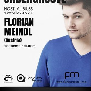 Undergroove Radio Show - w/guest FLORIAN MEINDL (October 2012)