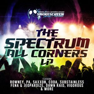 The Spectrum - all corners lp mixed by maco42