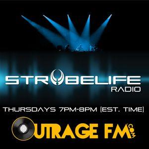 StrobeLifeRadio Show - 032 - DJ - Ron Allen