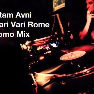 Yotam Avni - Shari Vari Rome (Promo Mix)