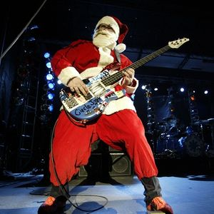 Ollie's Christmas Rock Block 23rd Dec 2015