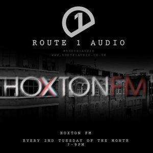 Route 1 Audio Show - Hoxton FM - January 2017 // Samantha Togni Guest Mix.
