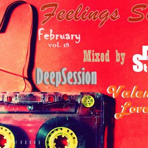 Feelings Sound February vol. 18  Valentine's Love Mix  DeepSession  Mixed by DeejaY Steff 14.02.2015