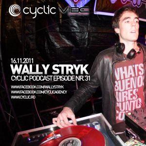 Cyclic Podcast Episode Nr 031 - Wally Stryk - 16.11.2011