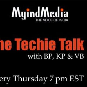 The Techie Talk by KP, BP and VB  -  March 17th 2016
