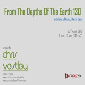 From The Depths Of The Earth 130 (Martin Sand Guestmix)
