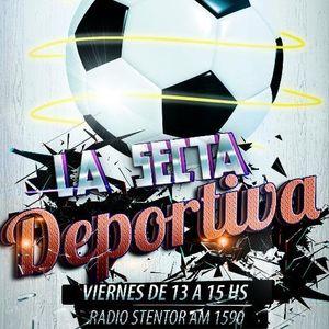 La Secta Deportiva 3/6/16 Basualdo - Maglio - AFA - Copa América - Messi - NBA - Roland Garros y más