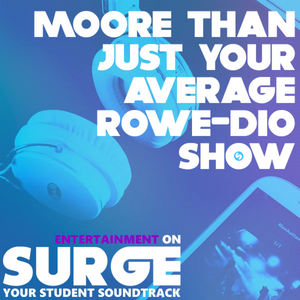 Moore than your Average Rowe-dio Show Podcast Wednesday 11th January 3pm