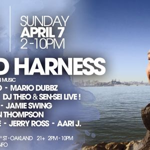 February 2019 DJ Theo's Soulful San Francisco House Sessions