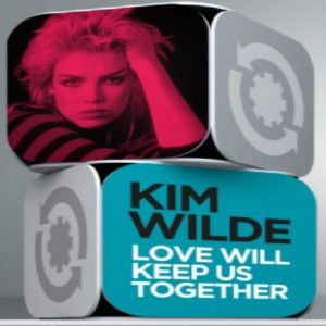 Kim Wilde - Love Will Keep Us Together (Disco Electro 12'' Re-Edit)  2016