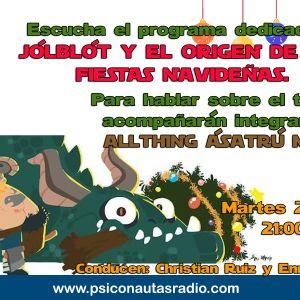 PSICONAUTAS RADIO 20-12-2016