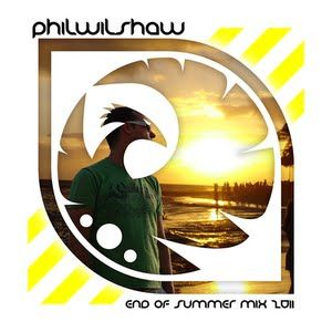 Phil Wilshaw's End of Summer Mix (2011) for Regenerate (Part 2)