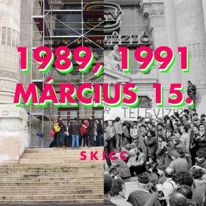 Március 15. 1989 // 1991 – 2016 | Séta Zsámboki Miklóssal