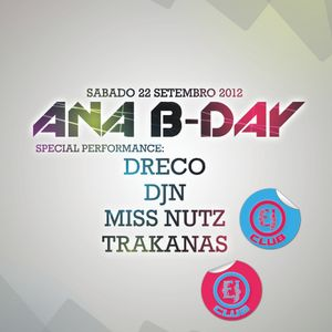 Trakanas - Ana's B-Day Party
