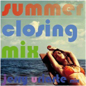 Summer Closing Mix - Jerry Uriarte Mix - Tech House