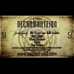 Necromanteion - Communion 51